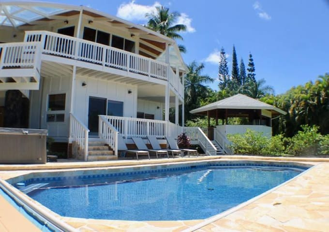 Spacious luxury and privacy on 7 acres! - Hana Estate