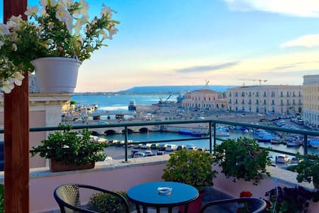 Posta FamilyHotel - Sea view Room - - Siracusa - Bed & Breakfast