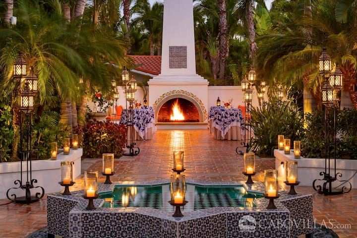 Alluring Vacation Estate Located at One&Only Palmilla