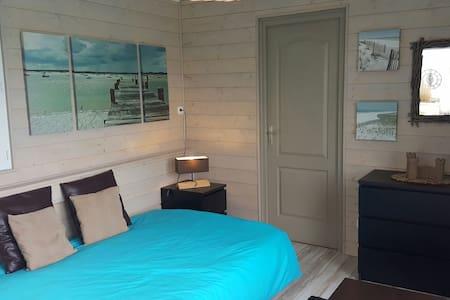 Charmante chambre indépendante avec sdb privative - Plaimpied-Givaudins  - Talo