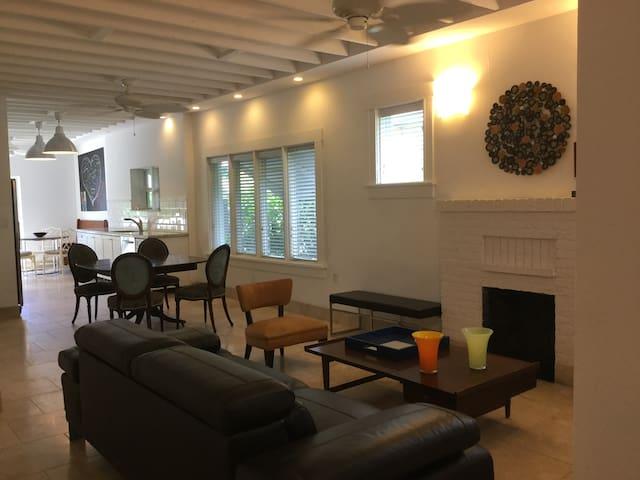 Fresh Miami House close to Brickell - Miami - House
