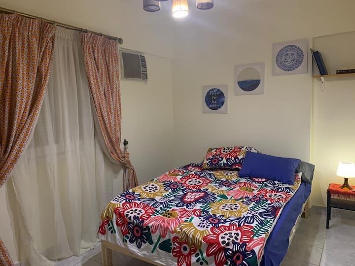 Furnished apartment in tagamow شقة مفروشة بالتجمع
