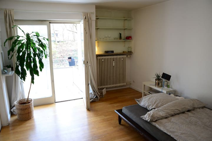 Cosy Appartement near Englischer Garten - Munich - Apartmen