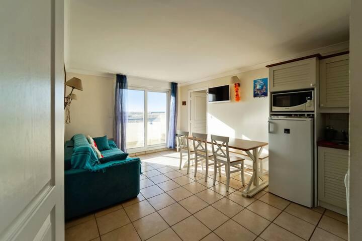 Appartement 3 pièces 6 personnes Confort 165138