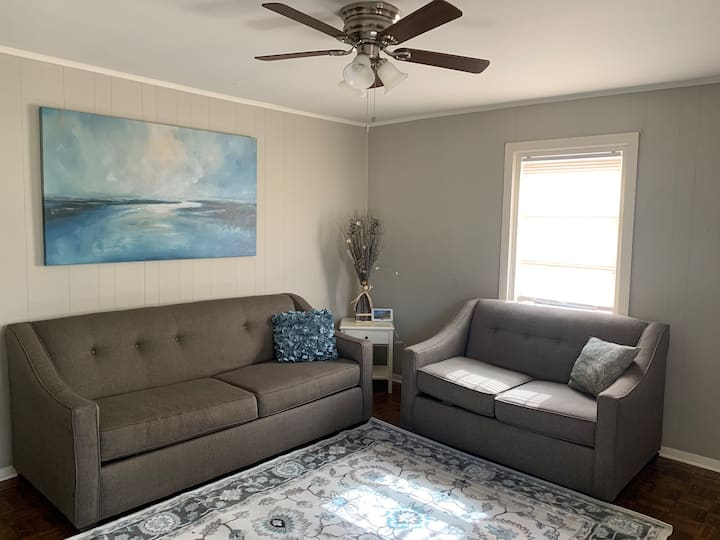 Cozy 1 Bedroom Apartment near UAB Southside