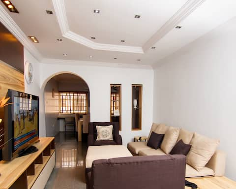 OGC  | 2 Bed flat (Adeniyi Jones, Lagos)