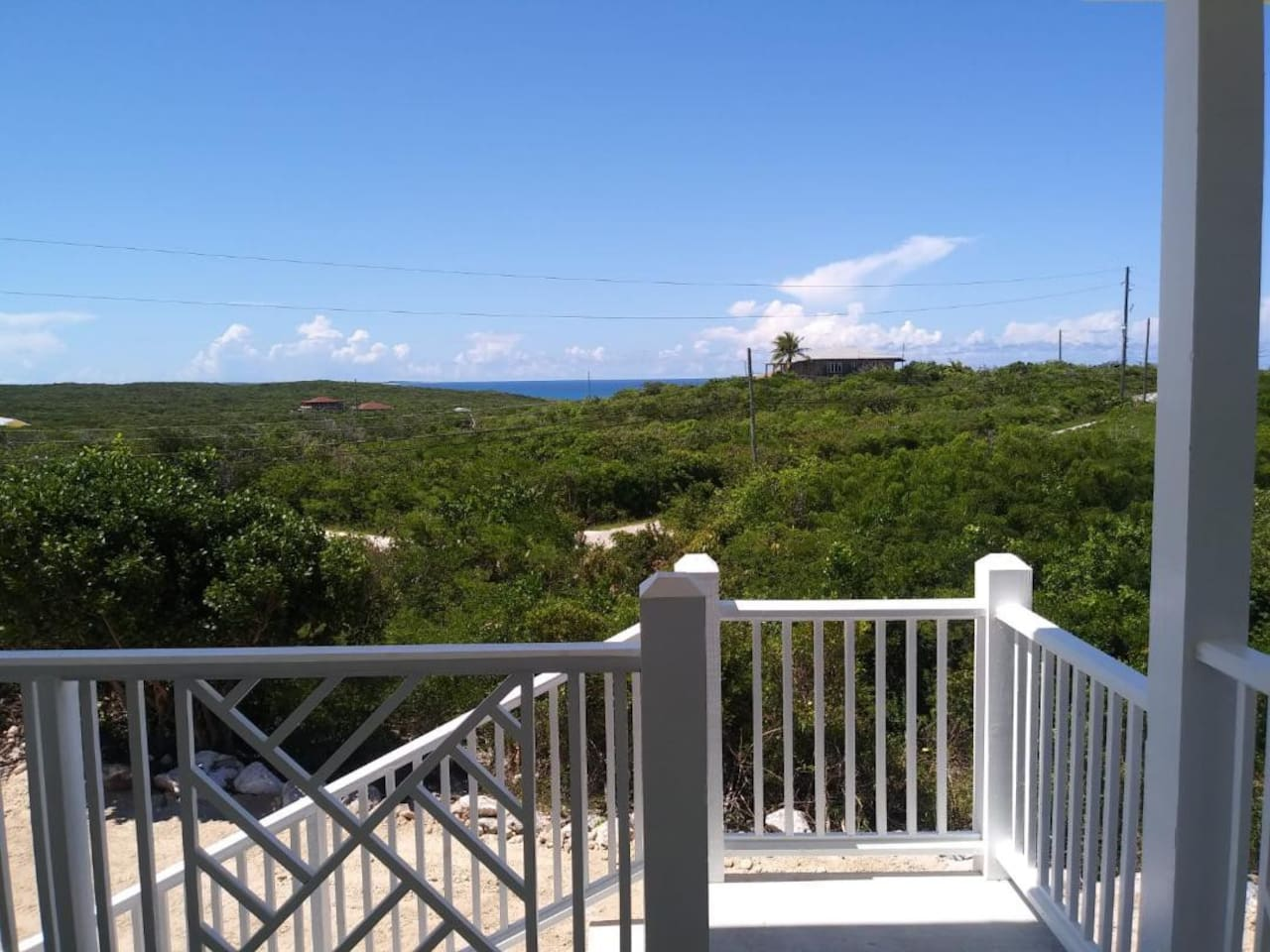 View of Atlantic from Porch