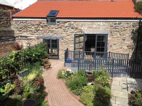 Stylish NEW Holiday Let in Fife Coastal Village