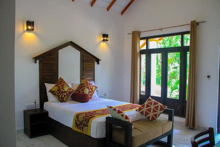 Couple Room-Nature View Sigiriya | Rock Side Hotel