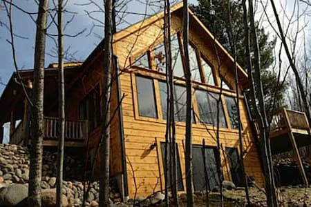 Beautiful Cabin on the Birkie & CAMBA trails