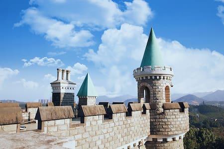 爱丽德堡私家豪宅城堡山庄,该城堡占地面积达32亩,集养生、度假、商务接待、派对等、高端会所 - Hangzhou