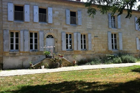 Chambre d'hôtes des 2 rivières - Coutras - Hospedaria
