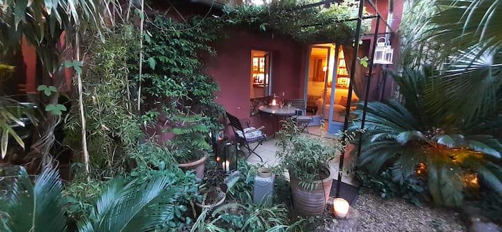 Une maison pour deux en Camargue Gardoise