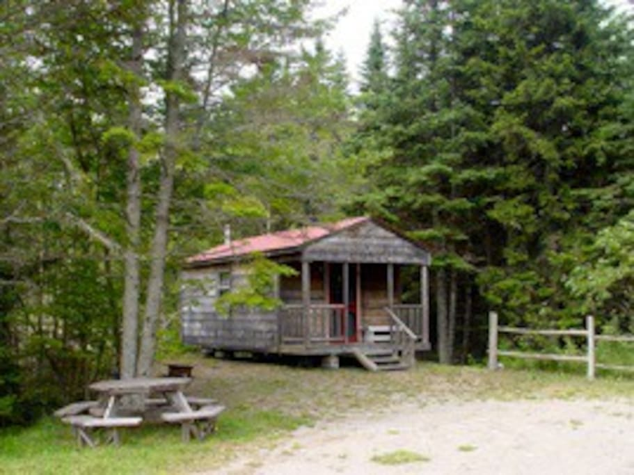 Mary Adeline Cabin