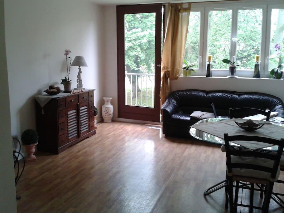 Séjour/Living room