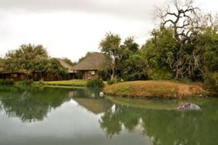 Ngwenya Lodge Chalet - Komatipoort