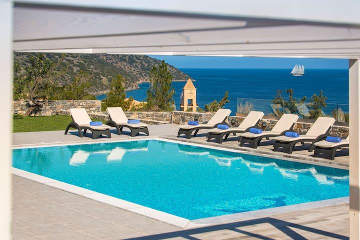 Villa Bellelen - Agios Nikolaos - Ház