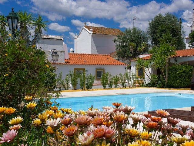Casas de Santa Rita