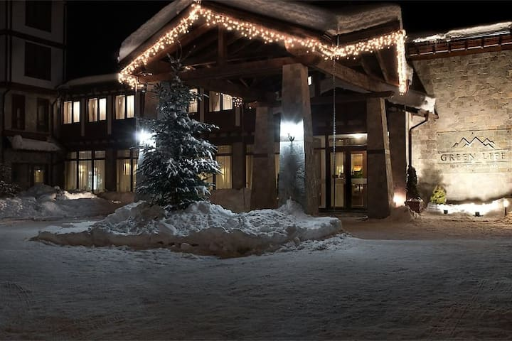 Green Life Ski & Spa 4* Resort   Bansko