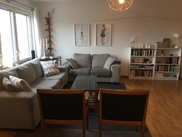 Lovely 3 bedroom, near Södermalm! - Stockholm - Byt