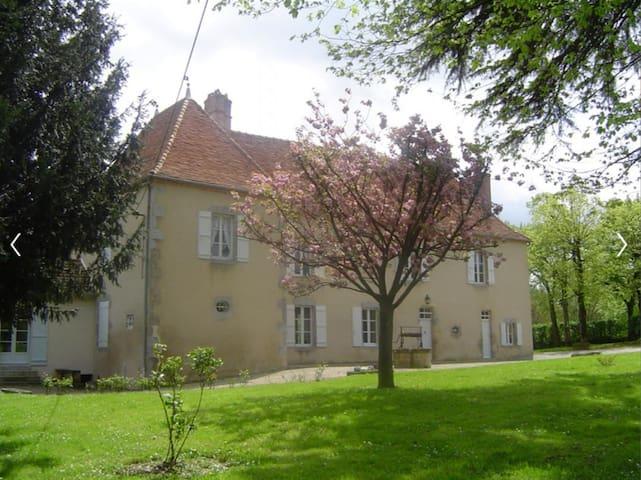La Sagne Barrat, Belle Maison de Maître - Magnac-Laval