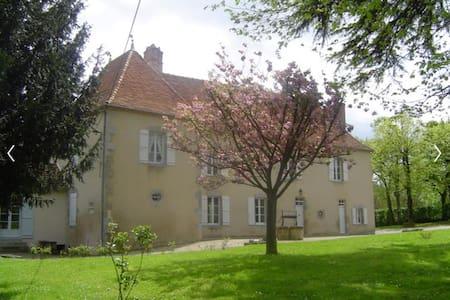 La Sagne Barrat, maison de maître - Magnac-Laval