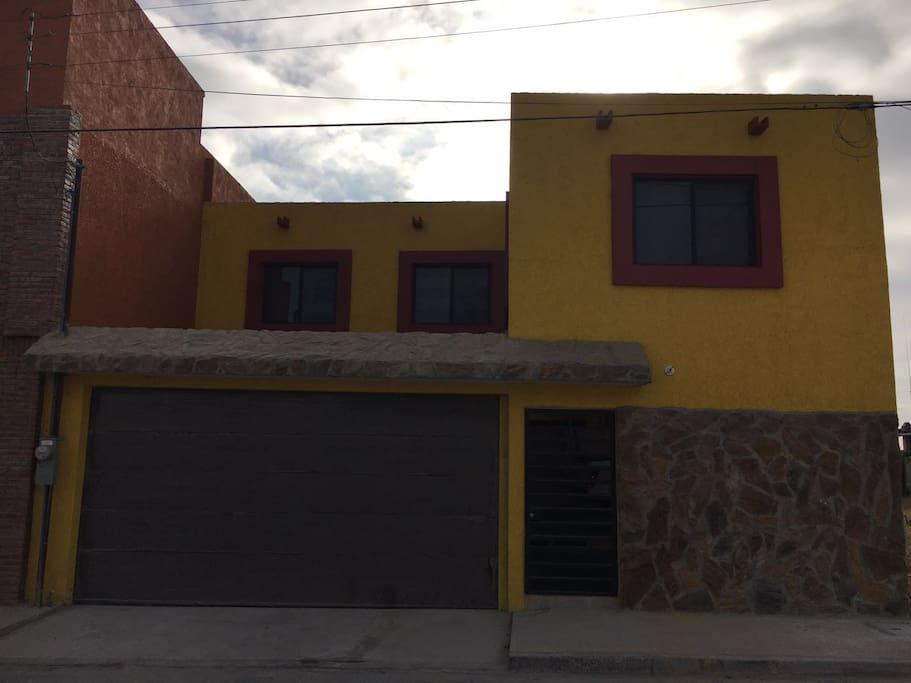 Casa de Playa Sol