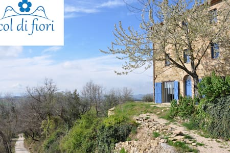 Spacious House for Peaceful Stay in Umbria - Bosco