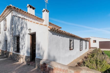 Quintessential Cottage in Alcaraz with communal Swimming Pool