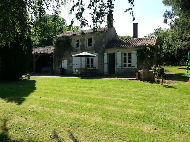 La Chevriere French Farmhouse