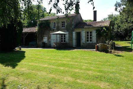 La Chevriere French Farmhouse - House