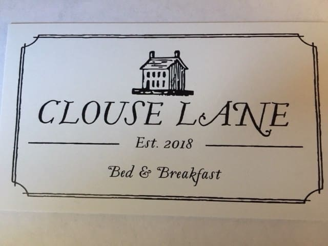 Clouse Lane Bed and Breakfast