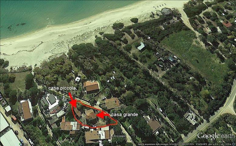 Residenza a 30 mt dal mare