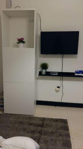 Simplicity studio apartment