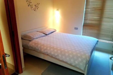 Double bed, en-suite, continental breakfast³