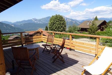 Chalet neuf 6 personnes