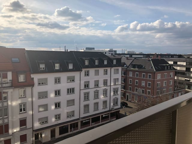 Sunny Apartment in the middle of Basel City