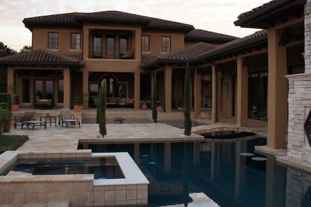 Executive 10,000+ sq. ft. estate in Bella Collina.