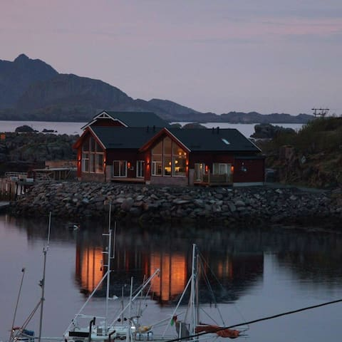Exclusive fishermans cabin-Lofoten - Vestvågøy - Cottage