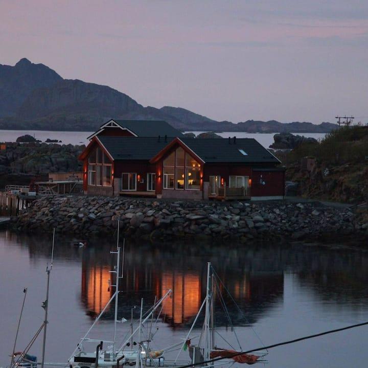 Exclusive fishermans cabin-Lofoten