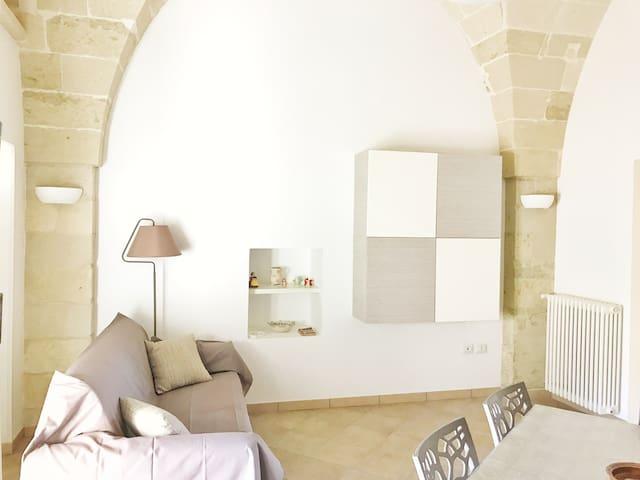 La Manceddha typical house