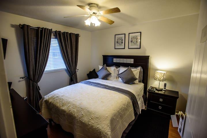 Newton Villa - Lilac Room - Brampton - Hus
