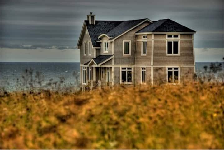 Maison Fenêtre sur Mer aux Îles-de-la-Madeleine