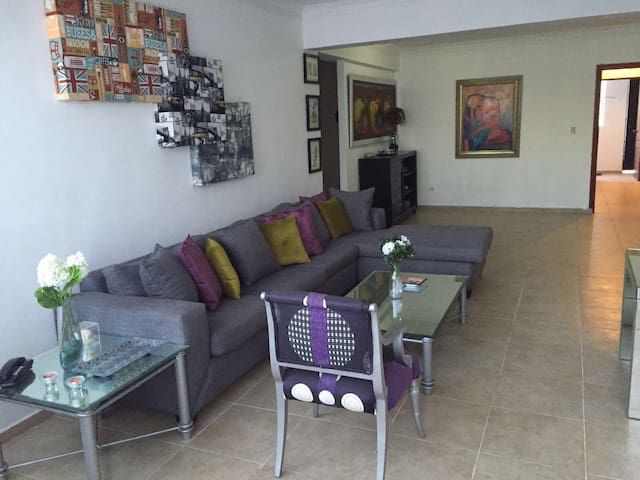 Apartment in the heart of the city - Santo Domingo - Daire