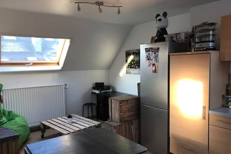 Cosy studio in the city center - Namur - Lejlighed