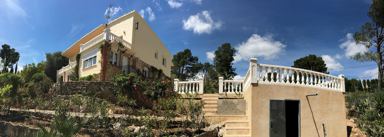 B&B in the heart of Catalunya - Les Planes del Rei - House