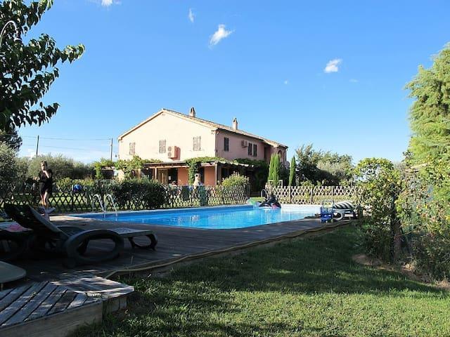 Casa Ambiente - Large Villa in Marche, Italy - Ostra Vetere - Talo