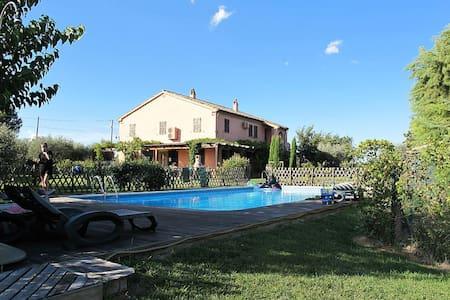 Casa Ambiente - Large Villa in Marche, Italy - Ostra Vetere