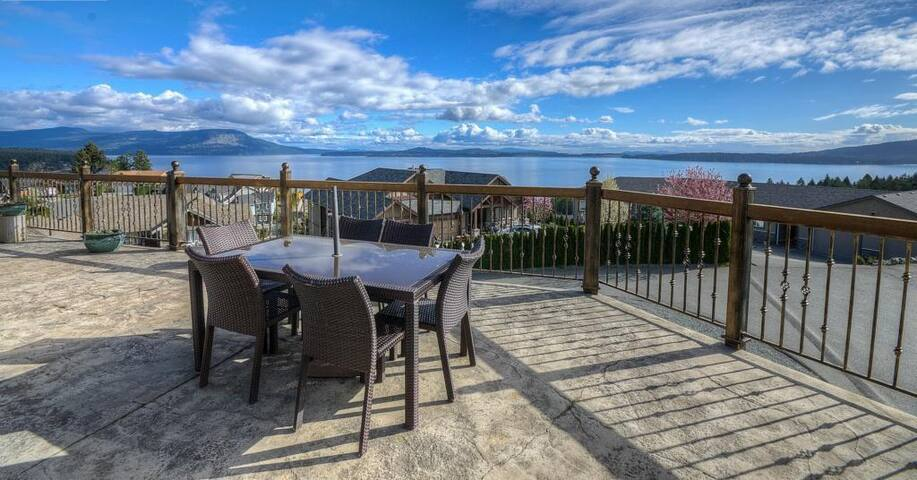 Mill bay luxury ocean gateway - Mill Bay - Haus