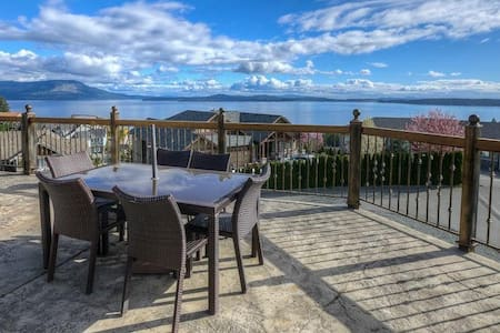 Mill bay luxury ocean gateway - Mill Bay - Rumah